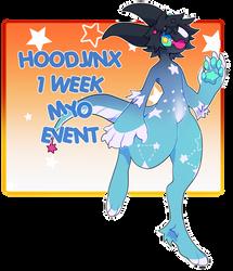 HoodJinx MYO EVENT CLOSED
