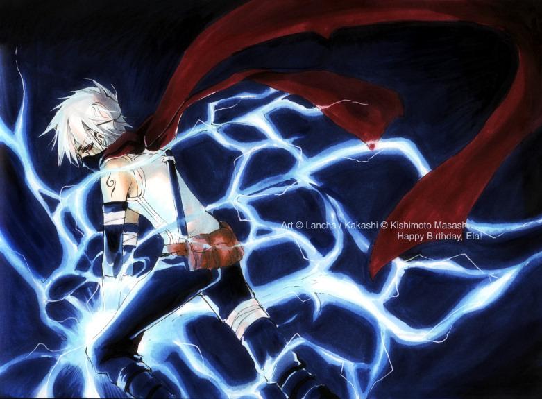Naruto: Anbu-Kakashi By Lancha On DeviantArt