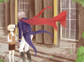 Hetalia: I will be back by Lancha