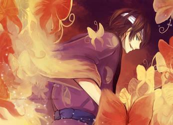 Gintama: Burning Feeling by Lancha