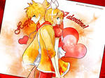 Vocaloid: Happy Valentine