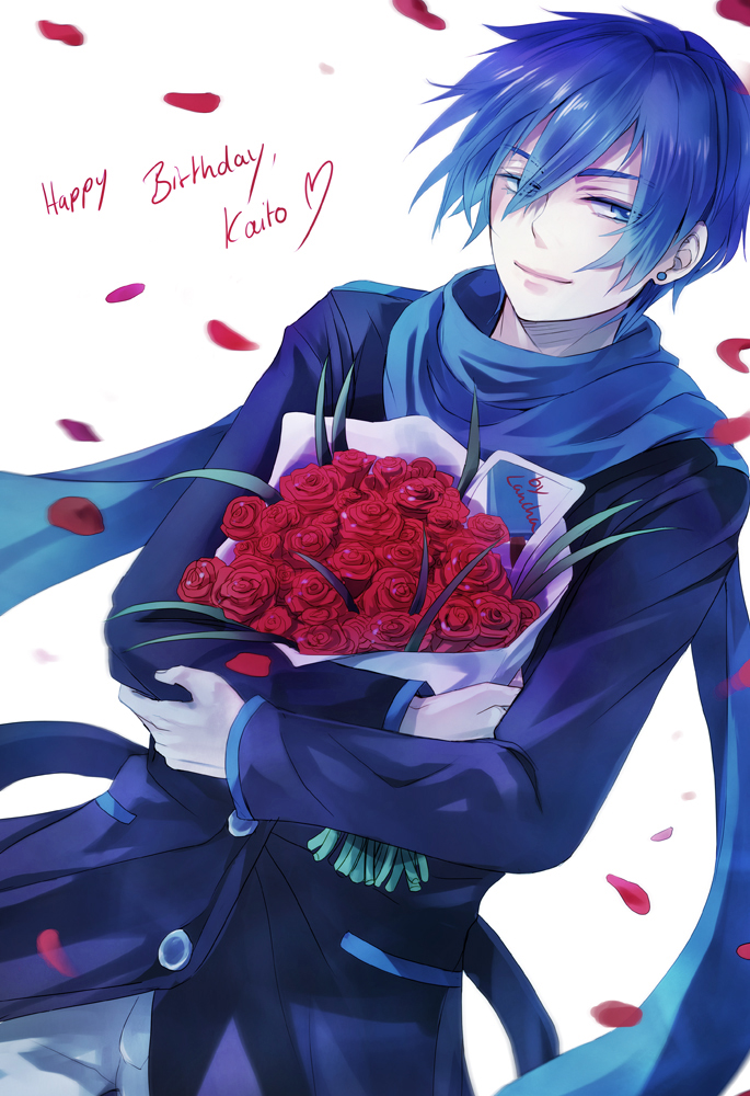 Happy Birthday Kaito! by Lancha