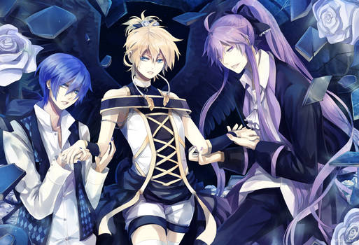 Vocaloid: VanaN'Ice Tribute picture