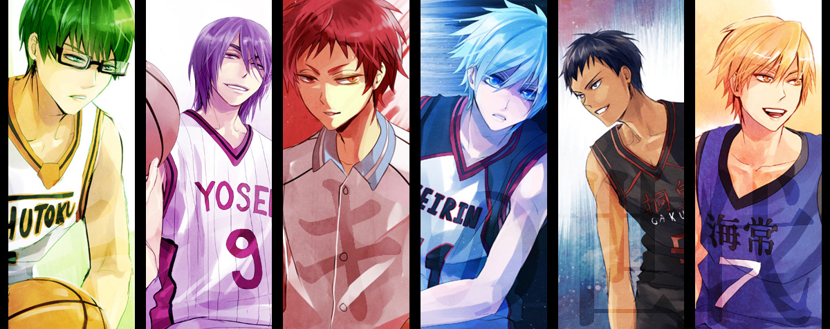 Kiseki no Sedai notsojunks by Lancha