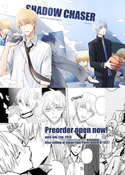 Online order: Kurobasu Fanbook Kise x Kuroko by Lancha