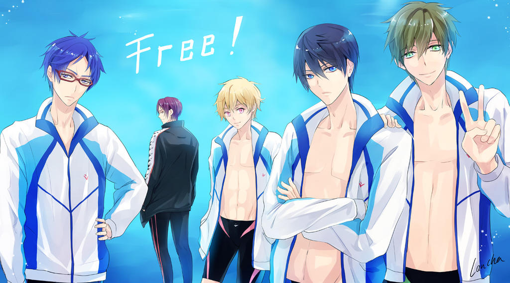 Free! by Lancha