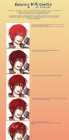 Coloring Tutorial 3: Hair by Lancha