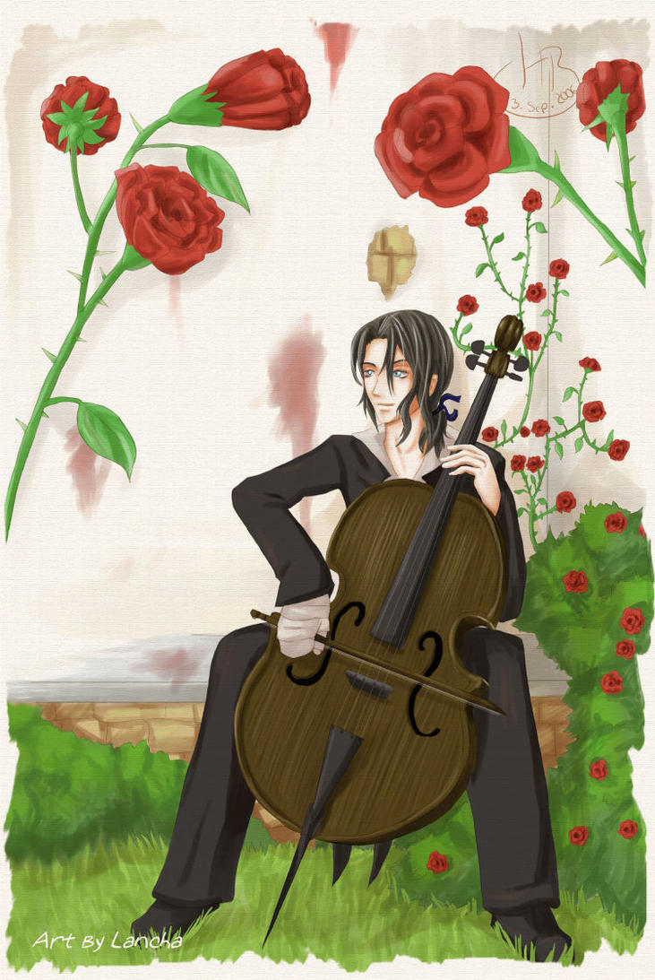 Blood Plus: Rose Melody by Lancha