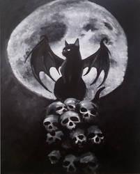 Moon batcat