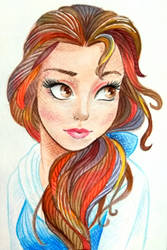 Belle by Brysiaa