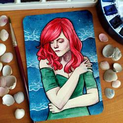 Postcard No. 10 - Ariel