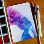 Postcard No. 15 - Universe