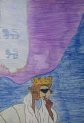 Disney's Phony King Of England by handylight
