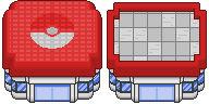 Pokecenter: 2 Tiles, 2 Styles