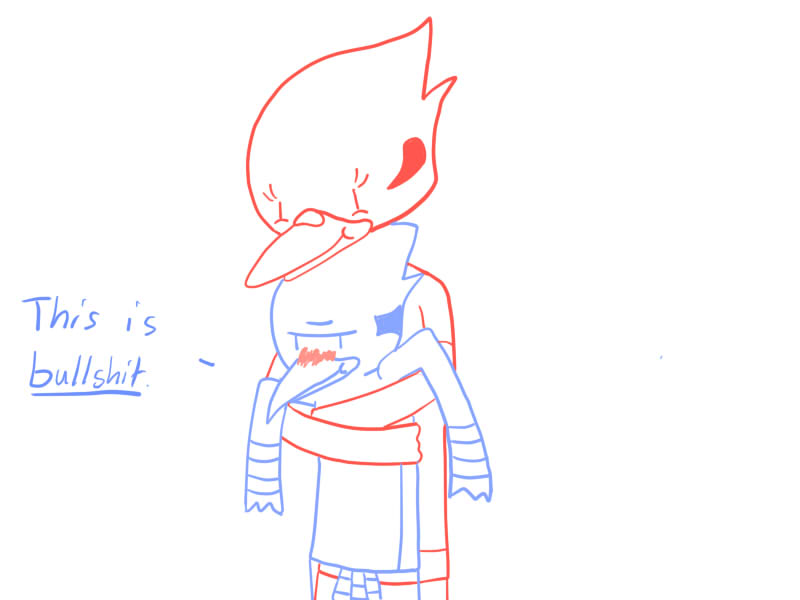 Poor Mordecai by Ridoriii