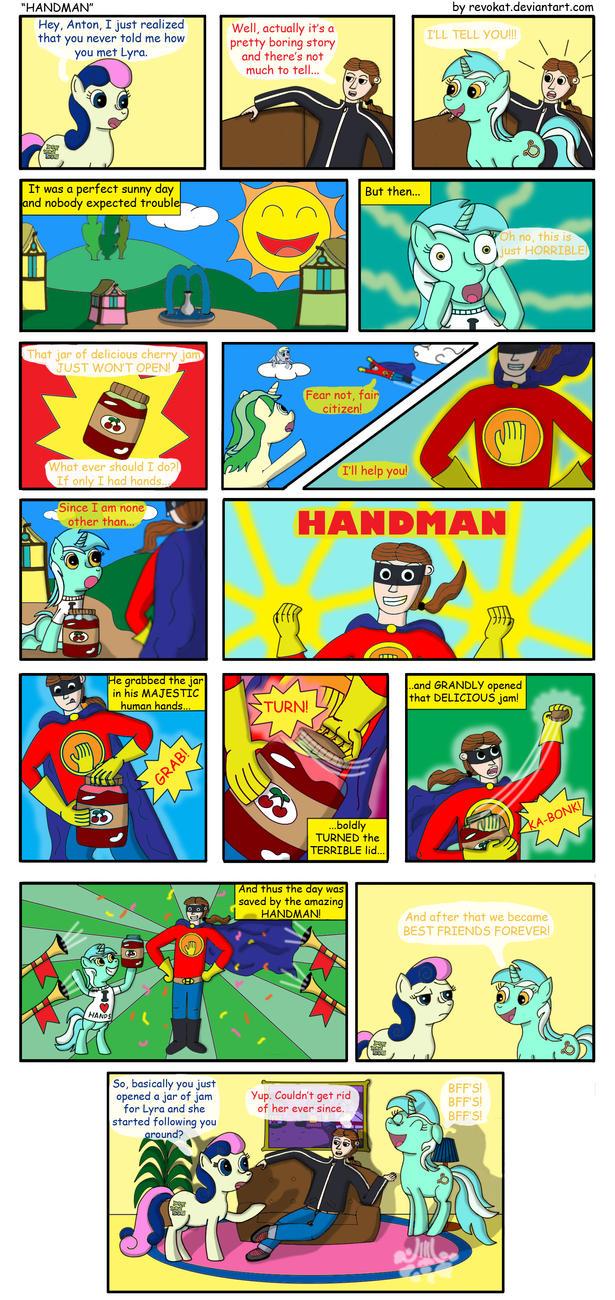 Handman by Revokat