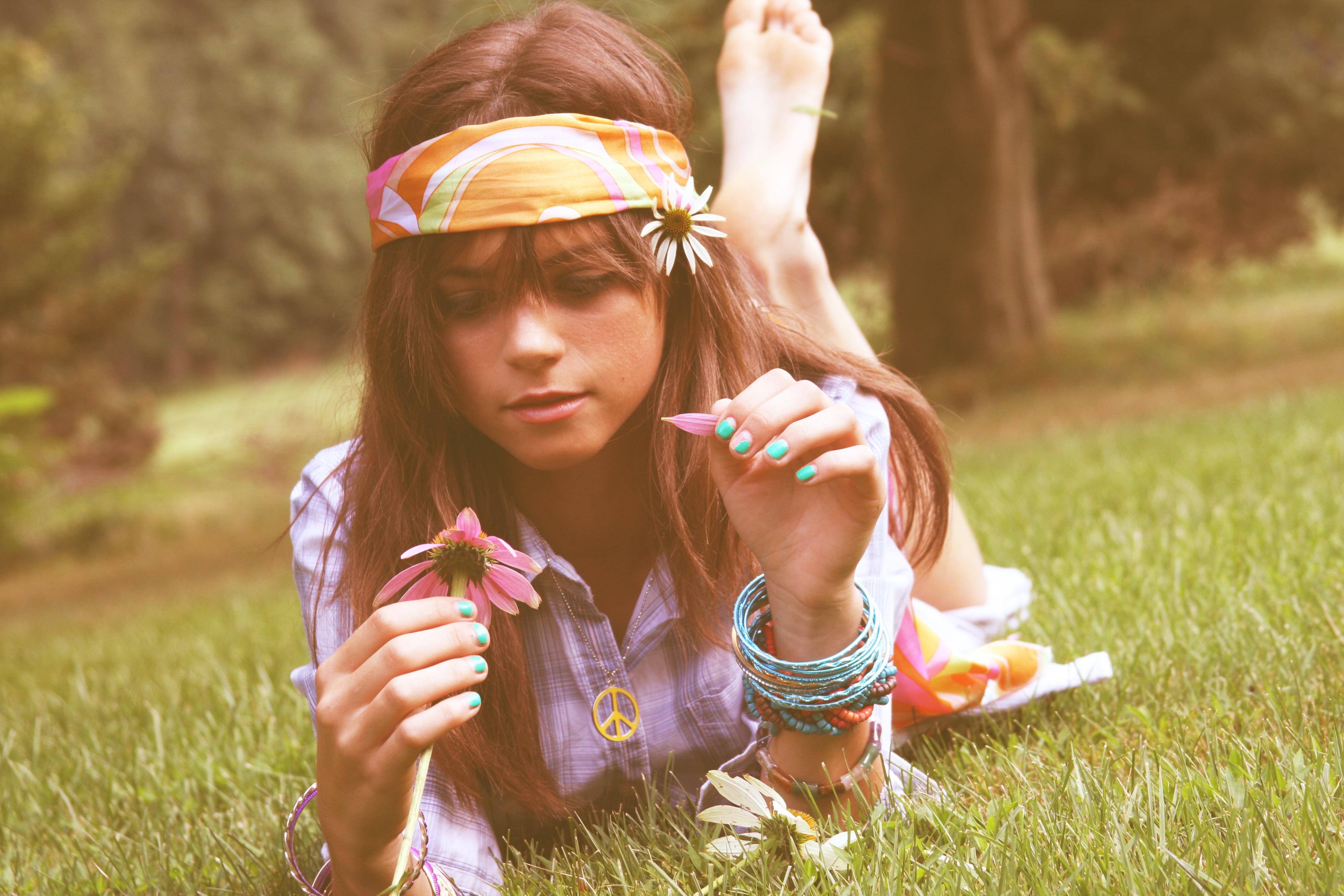 Hippy Girl | Erins Photoshoot Inspiration | Pinterest