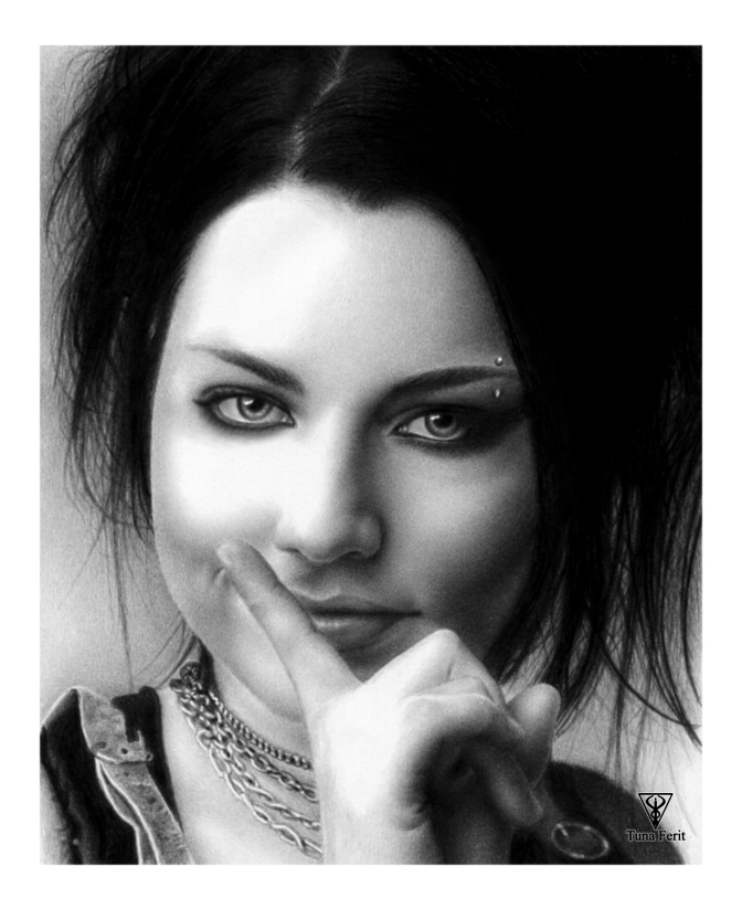 Sketch of Amy Lee