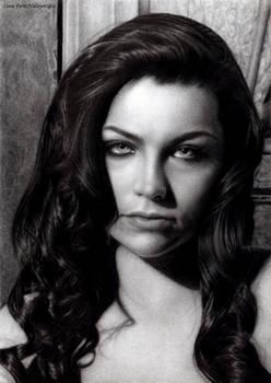 Portrait of Amy Lee