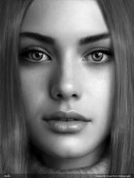 Art Portrait Bella