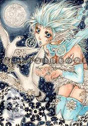 Veja Mate - Mother of Winds by Melanoleuca