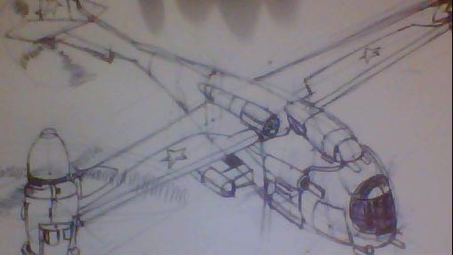 Avion.... by leomax17