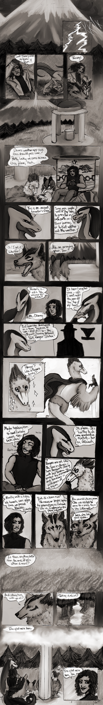KOSMOS Page 164 by RRevenant