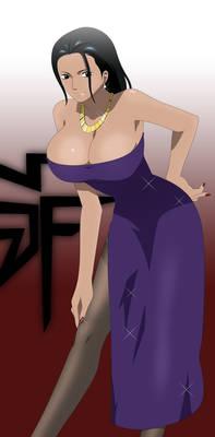 Nico Robin Dress SoraWolf7
