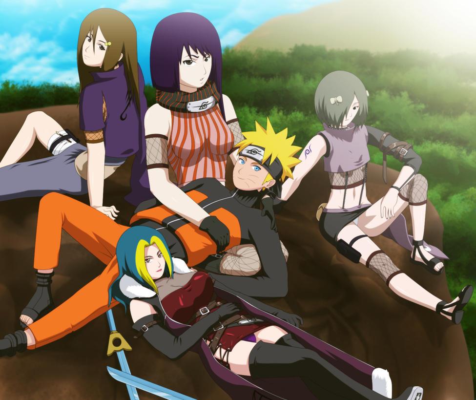 Naruto Harem 003 v1 by StikyfinkaZ-003