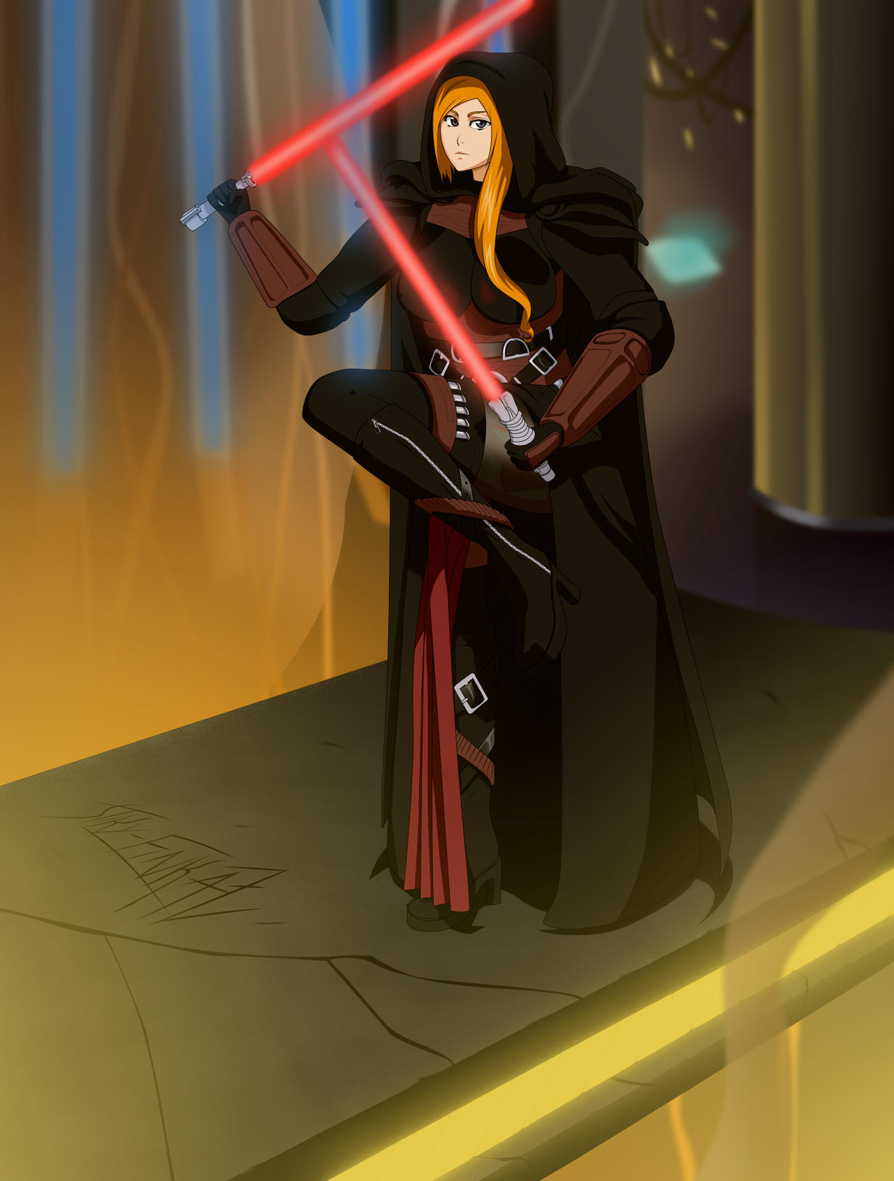 Darth Revan Orihime Princess_of_Hoenn by StikyfinkaZ-003