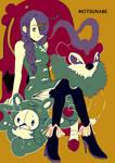 Pokemon trainer of my follower !