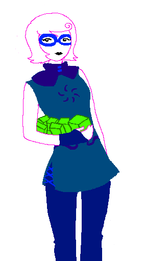 Roxy God Tier Sprite