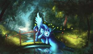Luna's Enchantment by Auroriia