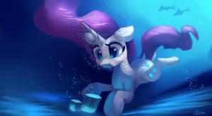 Underwater Rarity,