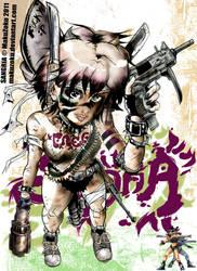 Ready to Fight by MaKuZoKu