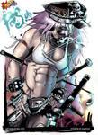 Poison 3 -Final Fight - MakuZoku style :P