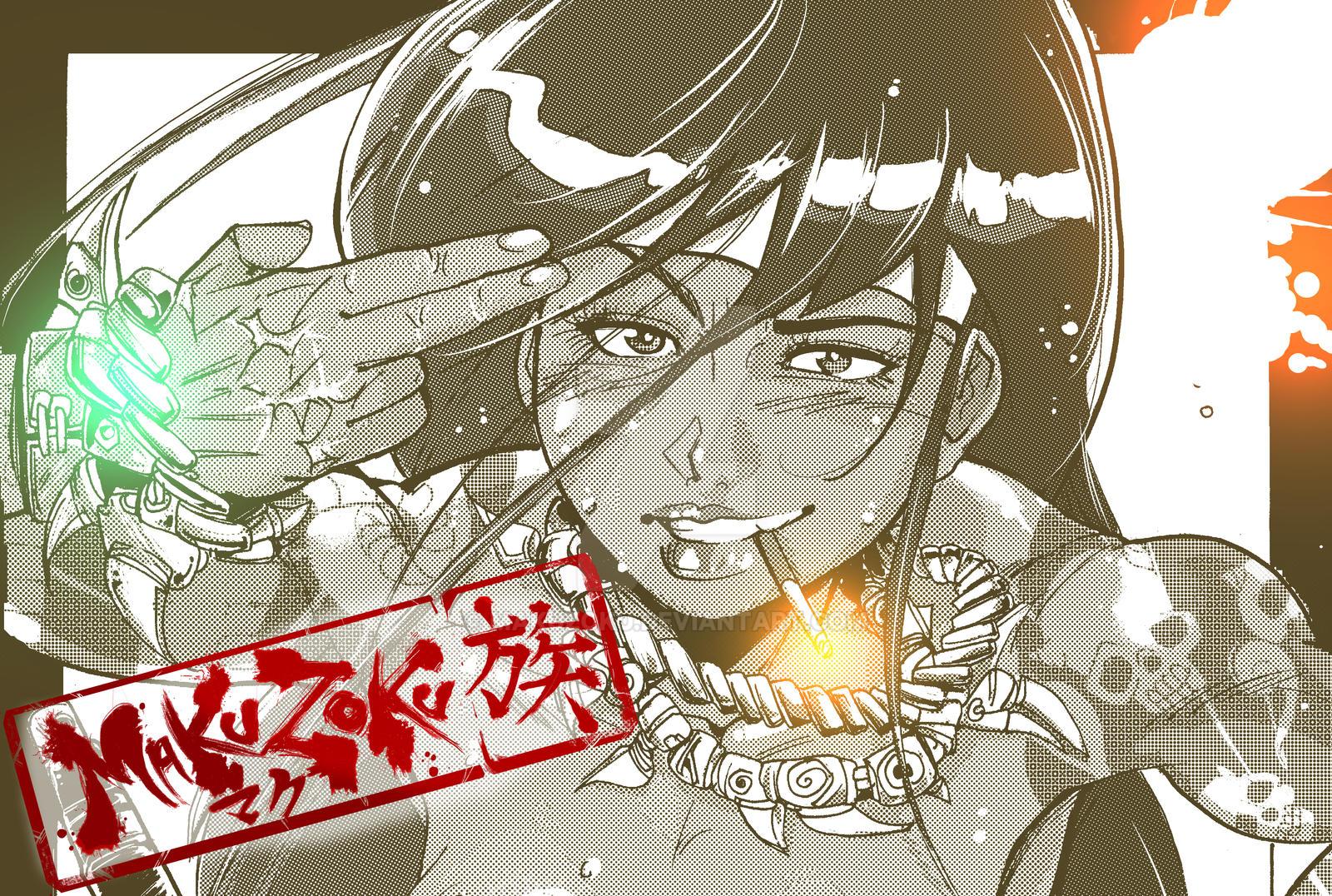Baghera avatar by MaKuZoKu