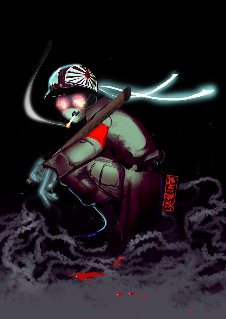 Dead Bosozoku by MaKuZoKu
