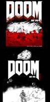 DOOM BAD DAY Pt 1/2 (Comic)