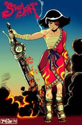 Sangria manga project : Maghera by MaKuZoKu