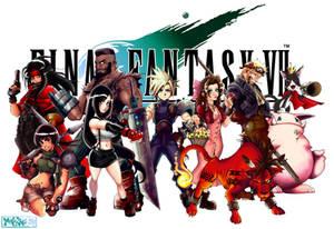Final Fantasy 7 cast