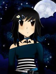 Vampire Kisses: Raven by Peaniko