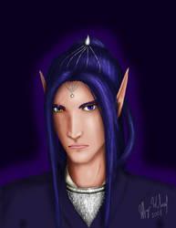 Kaiyr - Portrait