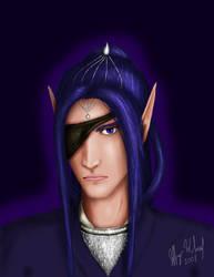 Kaiyr - Portrait :Eyepatch: