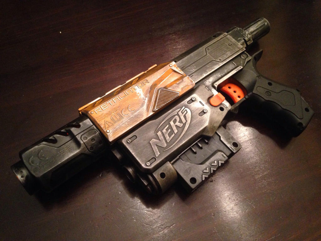 Nerf Paintjob 02 by ruhney71