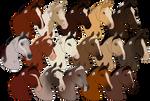 NIEC - Horses of 2014