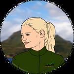 Hedvig Dahl-Lyngen by Prettybold