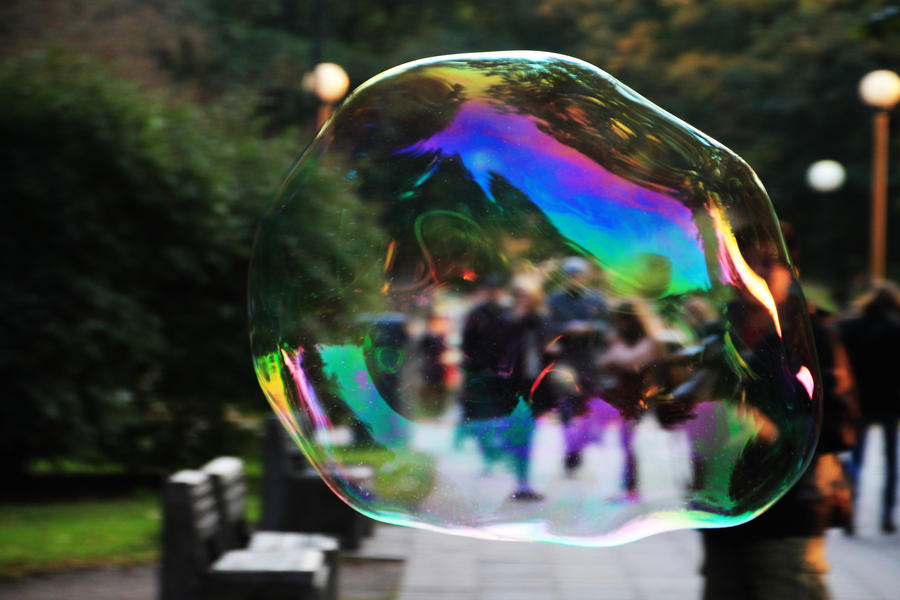 bubble by 0n3g1rl