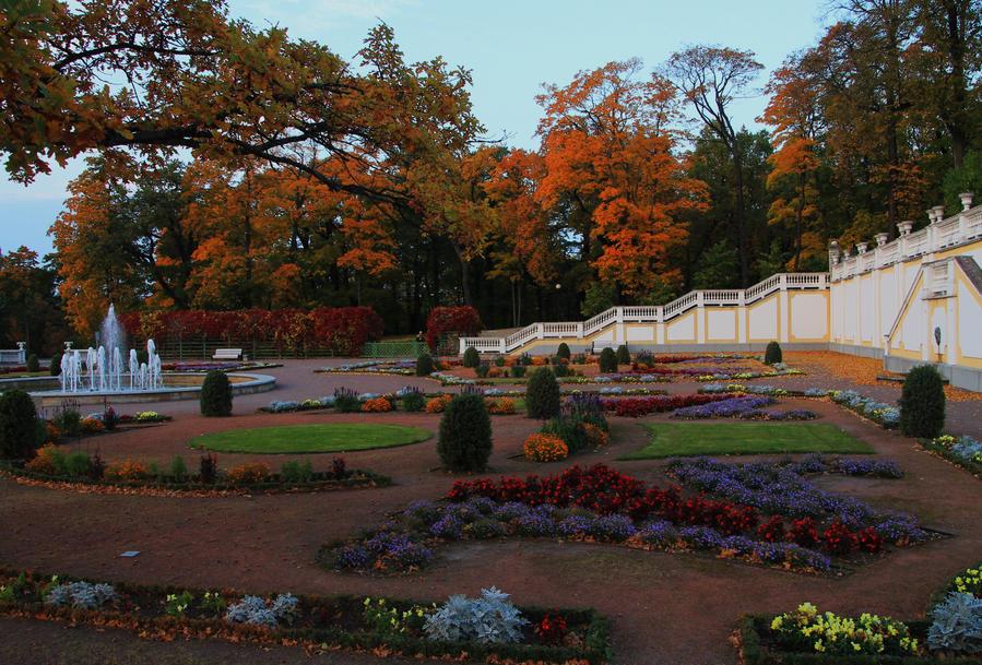 Kadrioru lossi park by 0n3g1rl