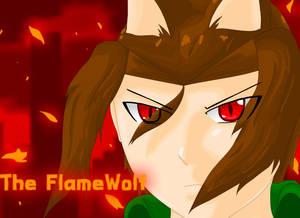 Turk the FlameWolf